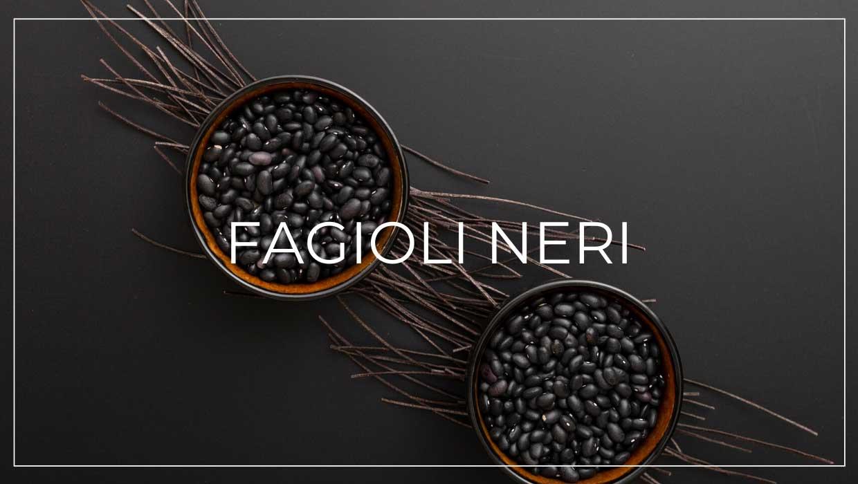 Alimenti contro la caduta dei capelli - FAGIOLI NERI