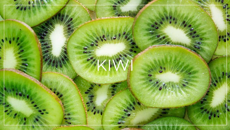 Alimenti contro la caduta dei capelli - KIWI