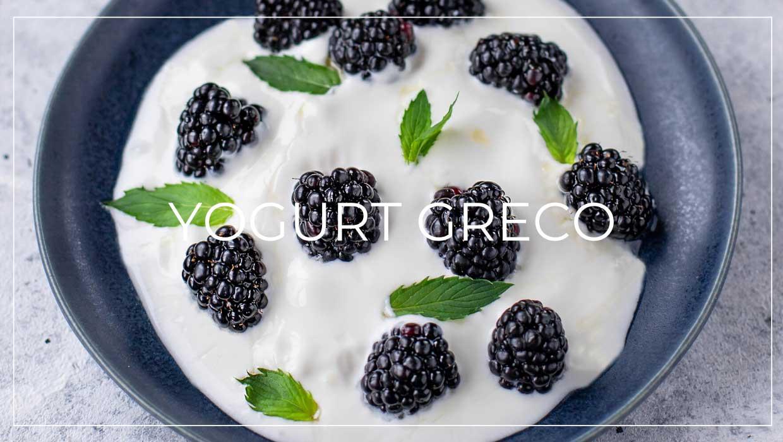 Alimenti contro la caduta dei capelli - YOGURT GRECO