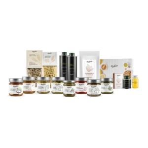 Scopri Almasicily mix prodotti tipici siciliani