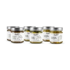 mix 3 prodotti siciliani per aperitivo