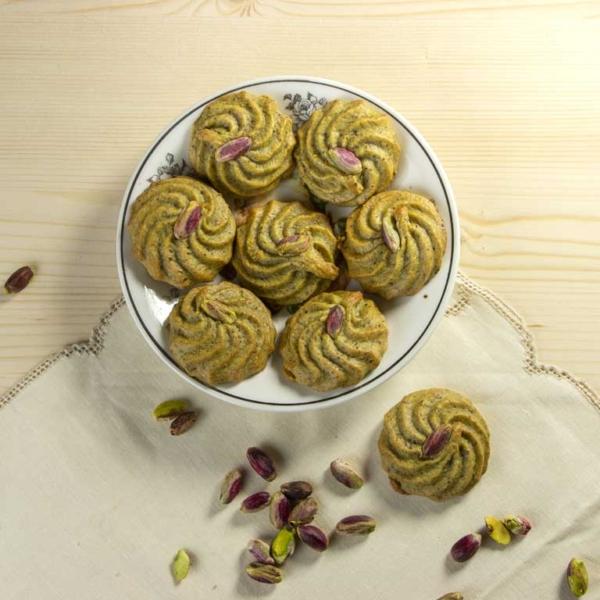 delicious sicilian pistachio sweets