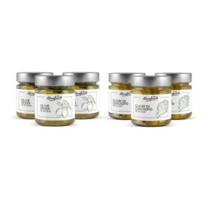 olive e carciofi siciliani in offerta