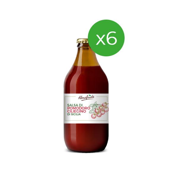 Salsa di pomodorino siciliano x 6